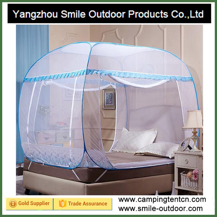 SMN010 Folding Bed netting Mosquito Net