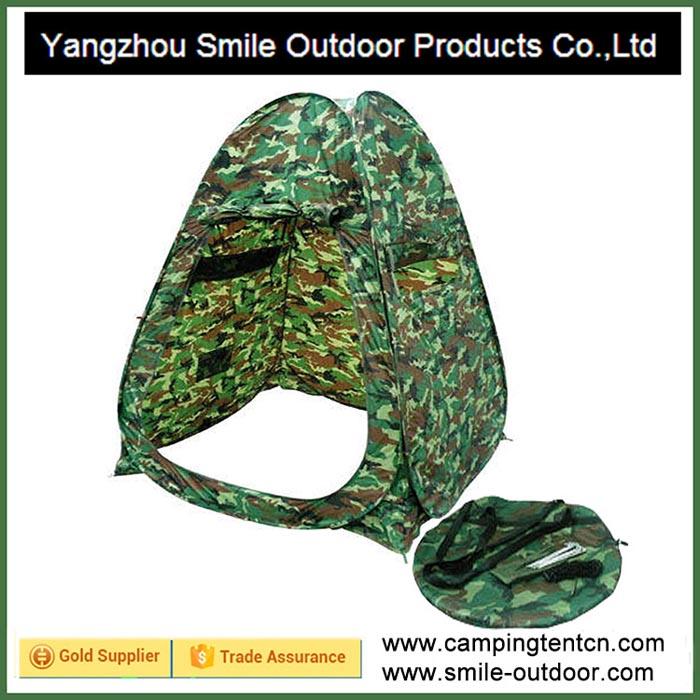 T-12 shower toilet pop up camouflage changing tent