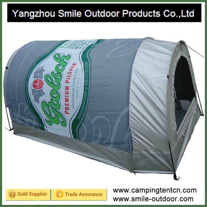 T-37 tunnel wholesale 1 person camping beer tent for sale
