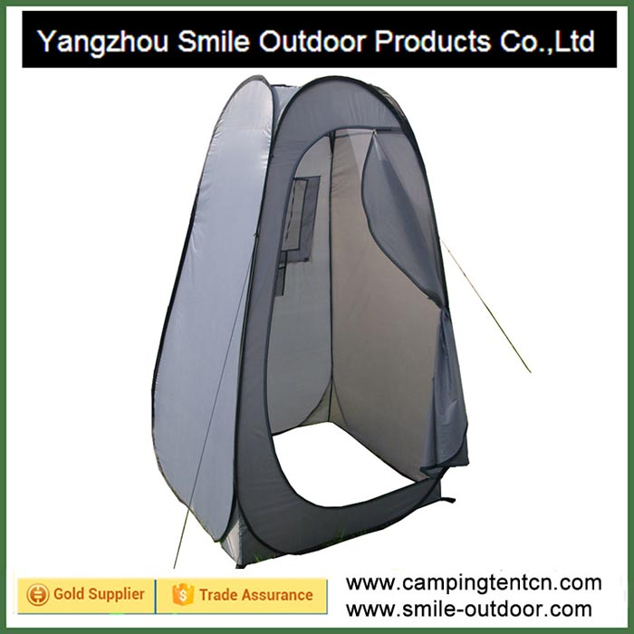 T-173 sports camping automatic quick outdoor toilet shower tent