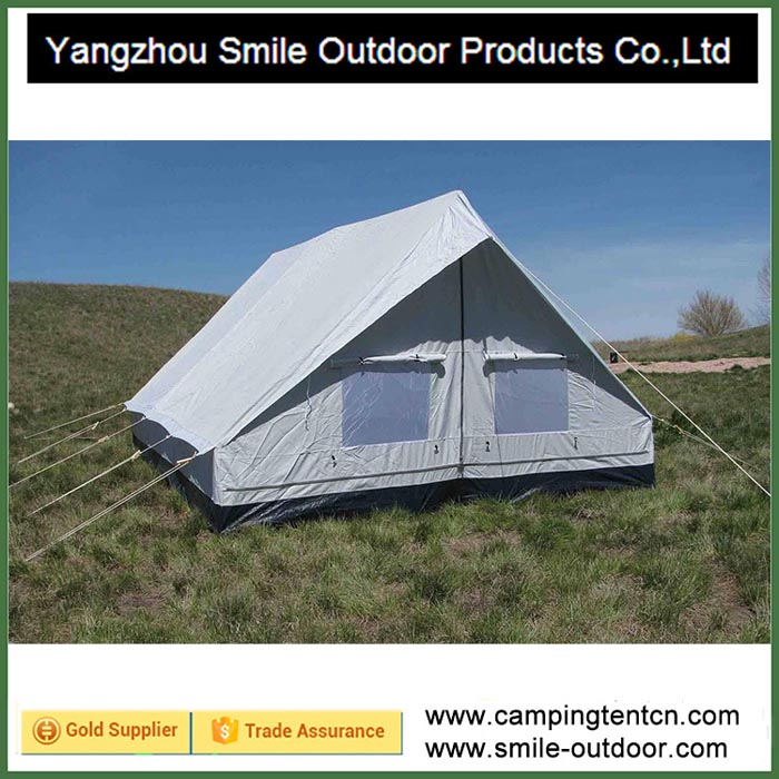 T-203 roman luxury safari 4 man best camping rescue tent