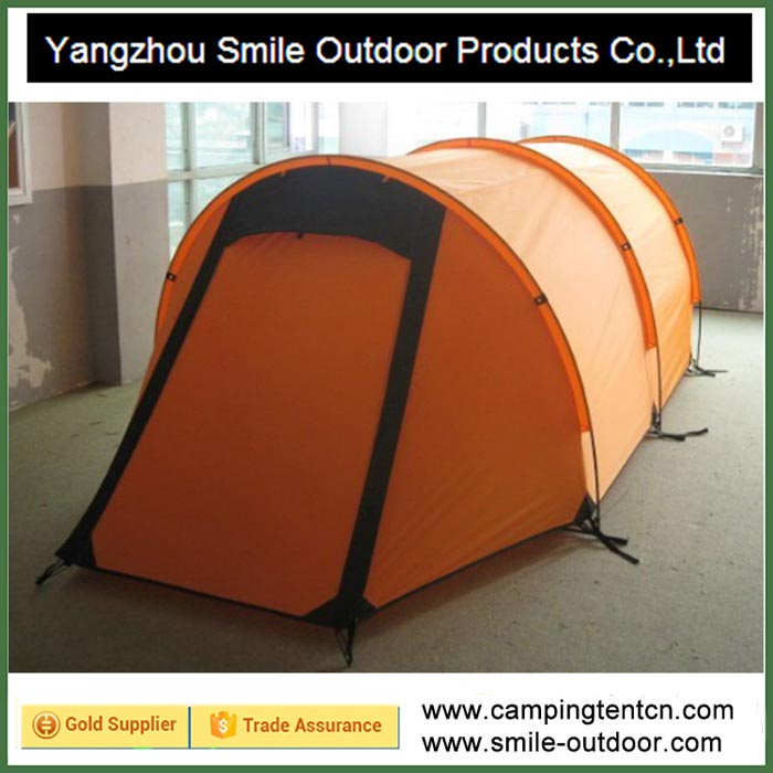 T-238 8 persons oxford tunnel whole family travel winter canvas tent
