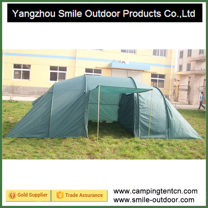 T-284 4 person fly sheet outdoor camping tunnel individual tent