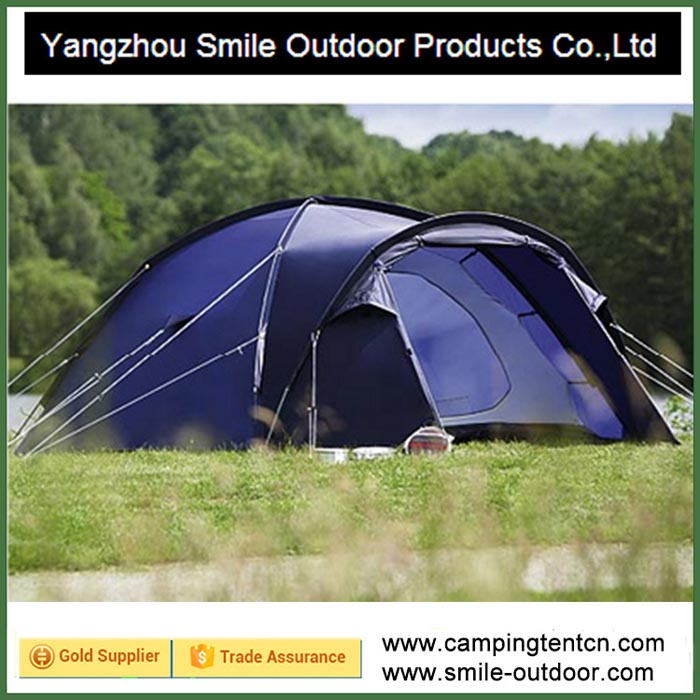 T-398 yurt best ad outdoor double layer 3 person tent camping