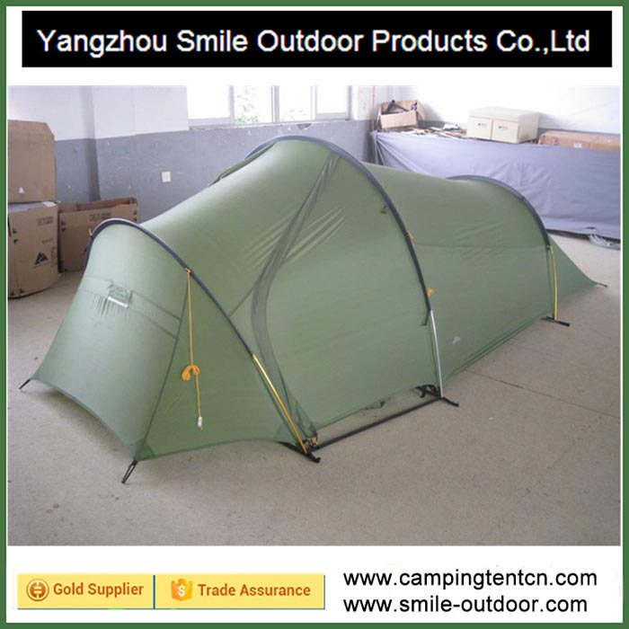 T-402 4 person house trade outdoor family garden tunnel trailer tent