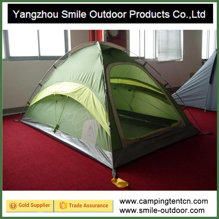 T-405 3 person stretch vango custom print camping hard tent