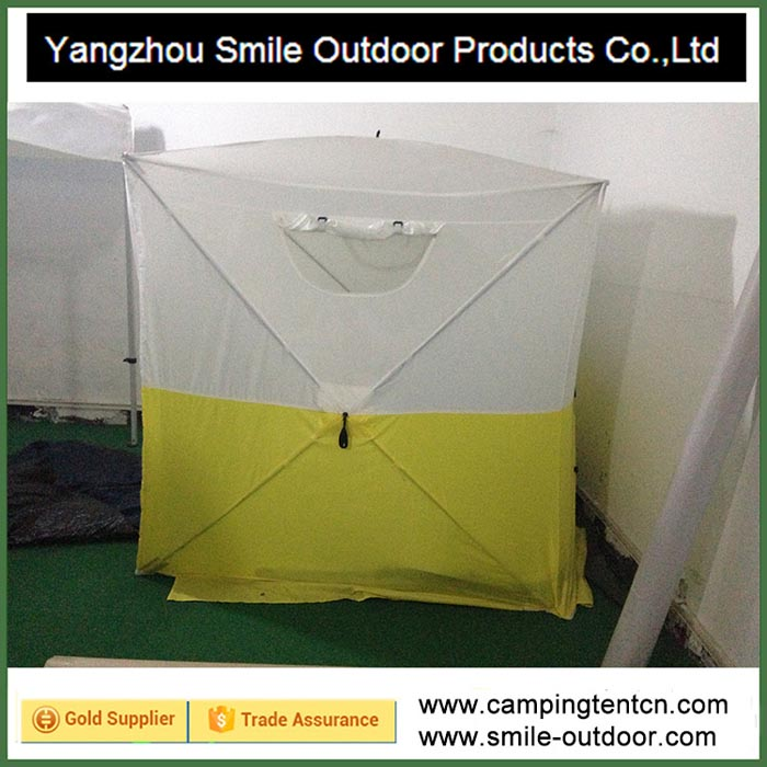 T-415 3-4 person camper trailer chinese disposable modern 4 season tent