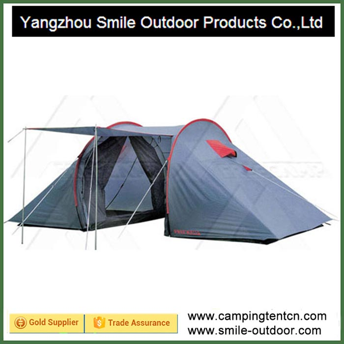 T-418 europe market sale leisure family garden camping tent 6 person