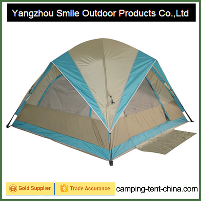 T-424 3-4 persons waterproof classical dome hard roof top tent