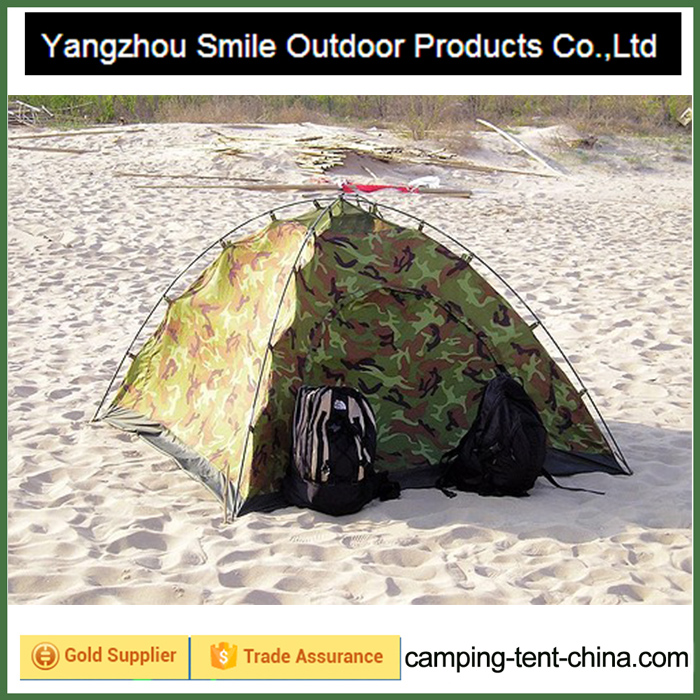 T-426 picnic camping 3 or 4 person military camouflage tent