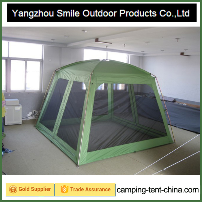 T-456 collapsible portable UK camping festival tent house prices pavilion