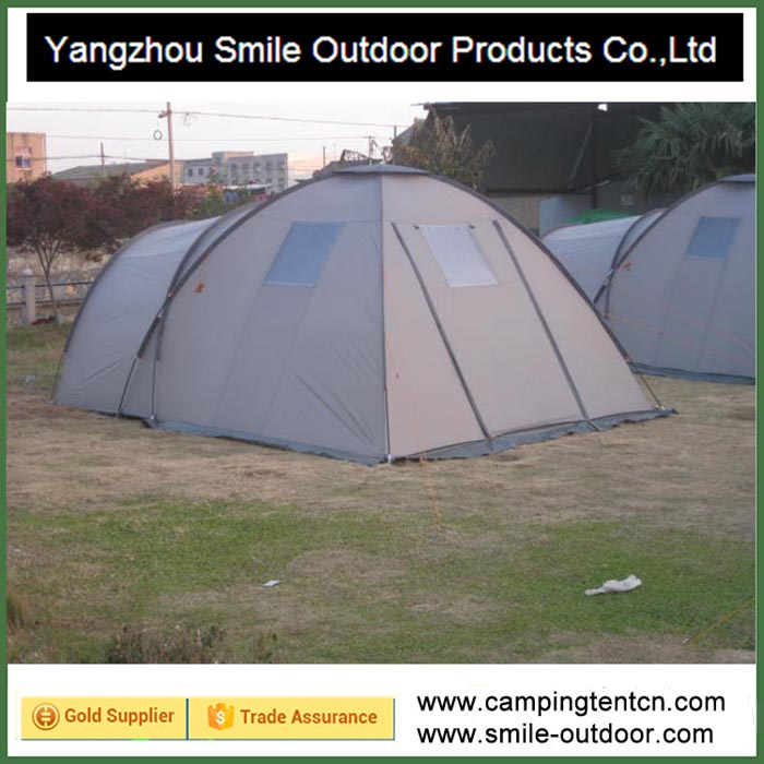 T-461 transparent outdoor family custom camping 8 10 person tent
