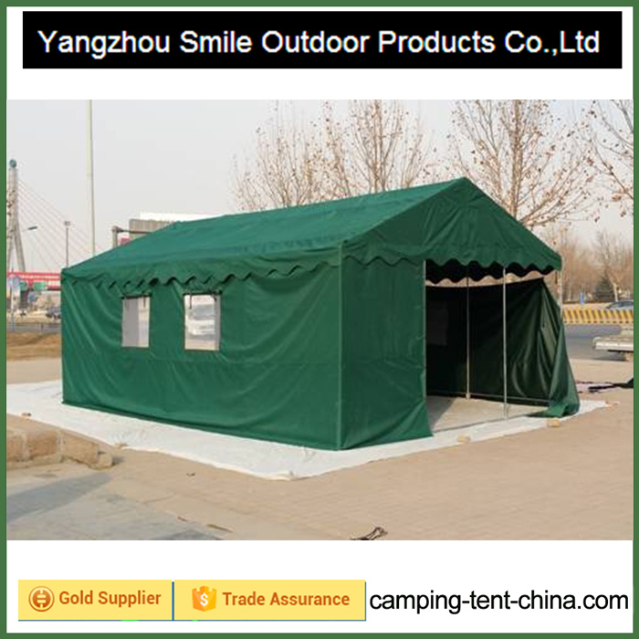 T-619 steel frame yurt disaster relief refugee large winter tent