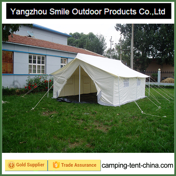 T-622 square waterproof camping manual assembly gazebo tent
