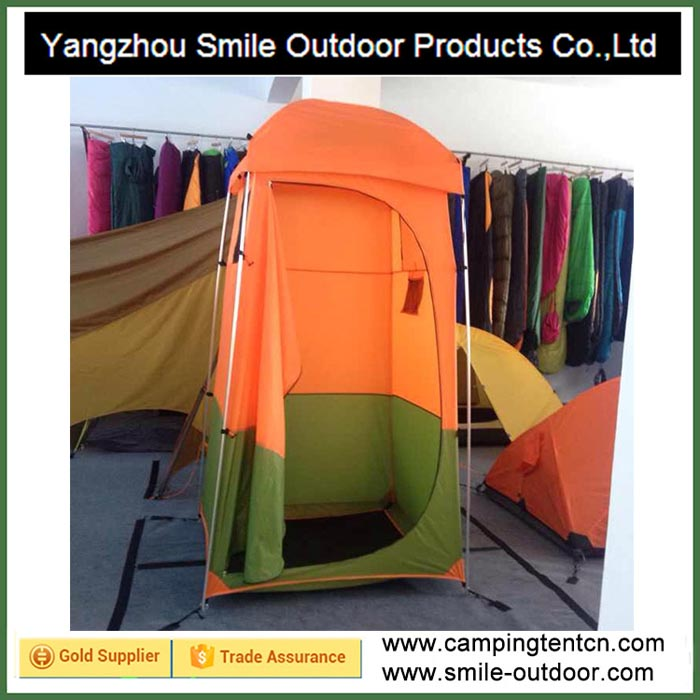 T-625 portable camping shower toilet tent