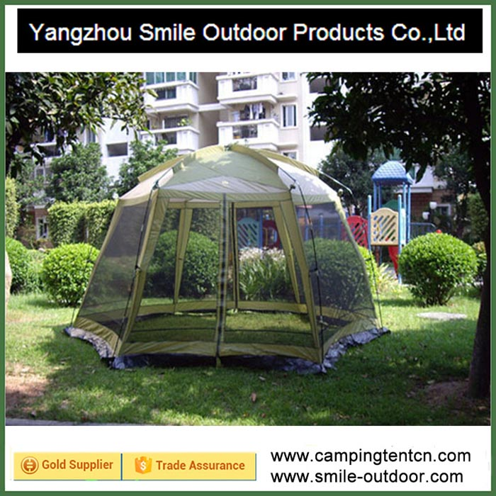T-702 dome camping the cheapest mosquito garden tent hexagon