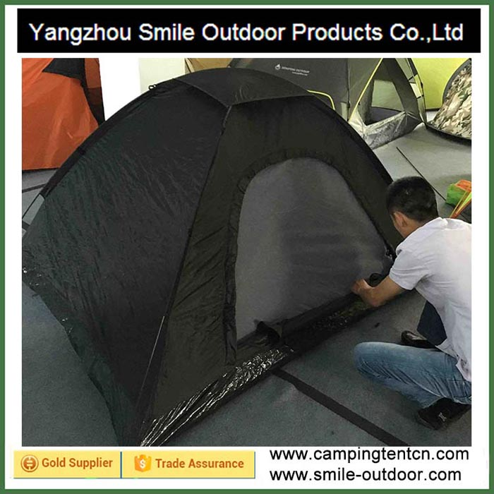 T-704 camping 2 persons dome pop up tent