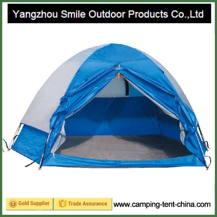 T-726 dome sports 3 season family outdoor camping tent
