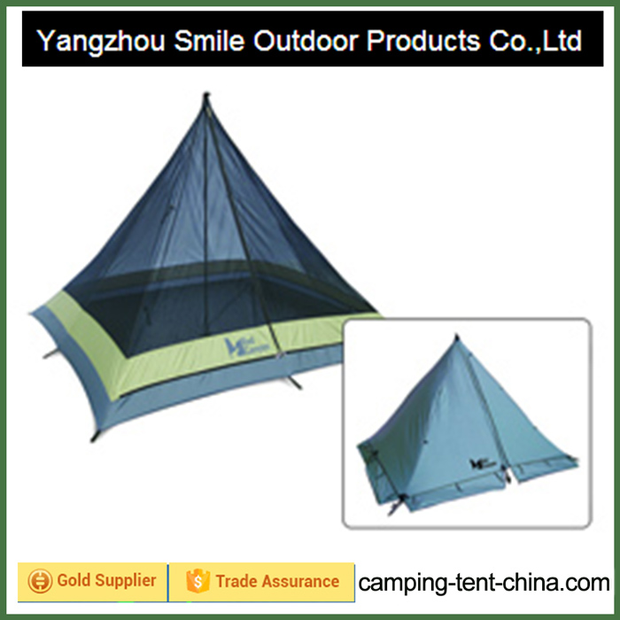 T-782 custom print camping teepee one pole tent for party