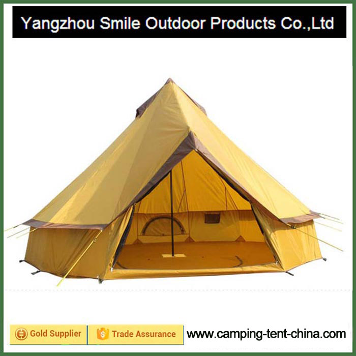 T-779 big grand soundproof canvas bell winter tent