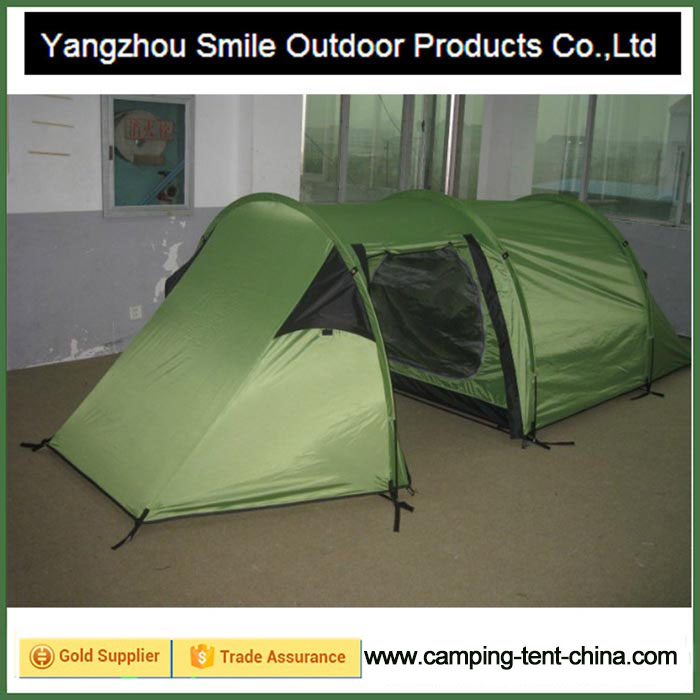 T-483 8-10 person circus container camping tunnel family big tent for sale