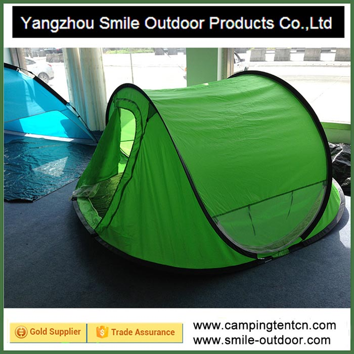 T-489 trade show china camping garden pop up screen tent