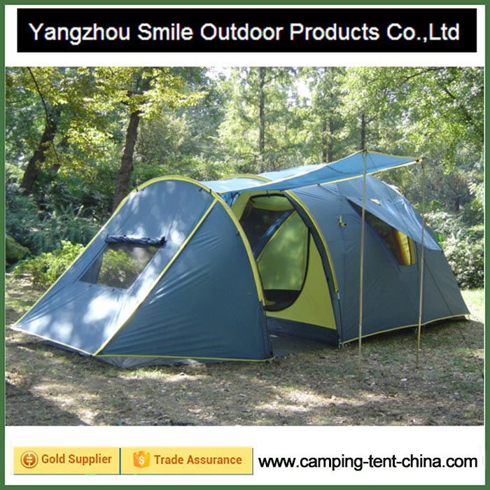 T-491 evolution outdoor 6 person camping meditation tent