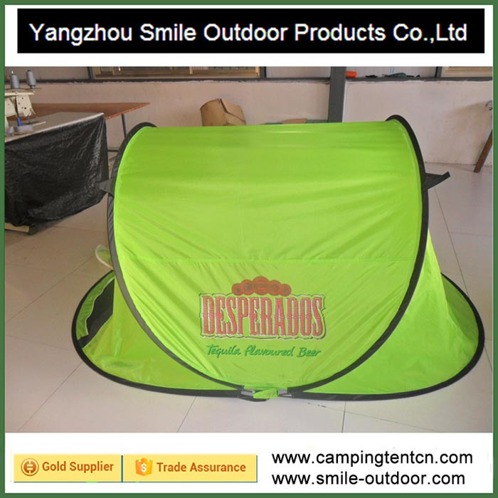 T-604 wholesale folding trade show adult sleeping pop up tent