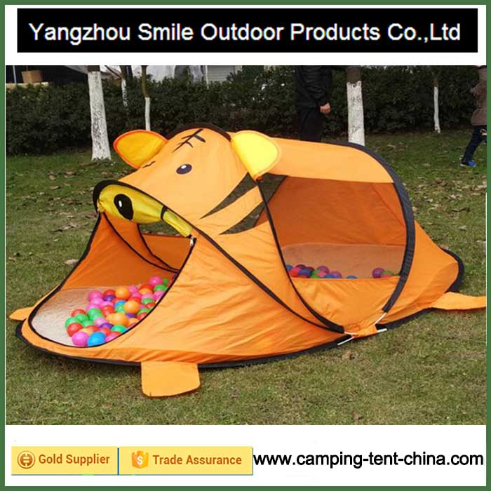 T-803 Funny Hot Sale Kids Sleeping Pop Up Play Tent, Puppy